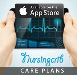 feature on ncrib page ios Nursing Care Plan (NCP)