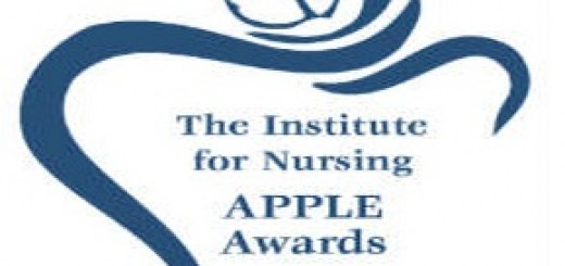institute of nursing APPLE awards