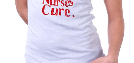 NursingCrib Tees by Verdana Clothing