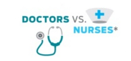 dotors vs nurses