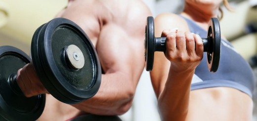 Dumbbell Curls.IStock