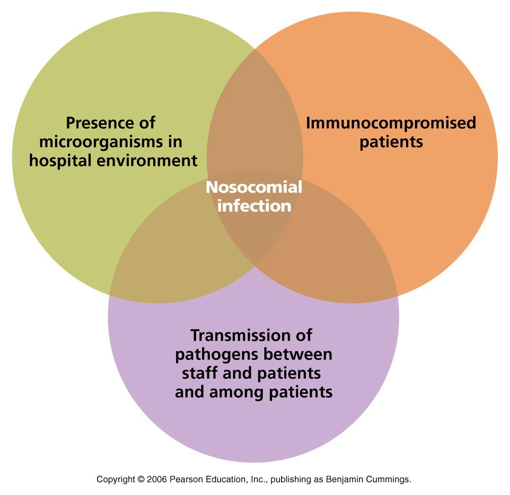 nosocomial infections There are things you can do before and during your stay in hospital that will help reduce the chance of you getting an infection common types of hospital-acquired infections are chest infections, wound infections, urinary infections and bloodstream infections some people are more susceptible to.