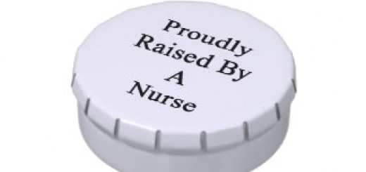raised by a nurse
