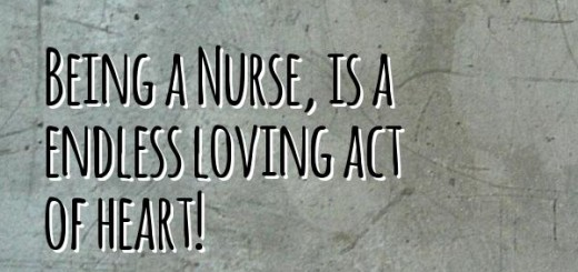 favorite things about being a nurse
