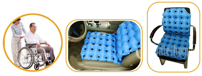 infalatable mat for bedsore prevention