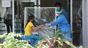 Filipino Nurses Talking to Patients
