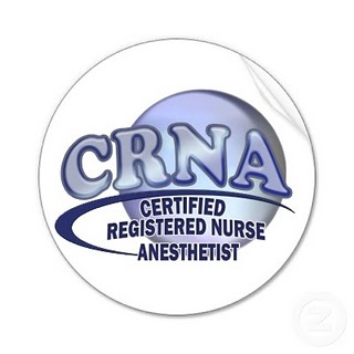 certified nurse anesthesist program