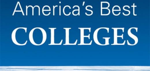 best college us