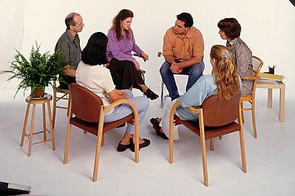 Group Therapy - Nursing Crib