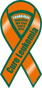 leukemia ribbon Leukemia Case Study