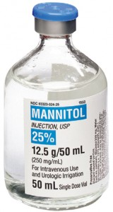 mannitol from mannitol.org  160x300 Mannitol   Drug Study